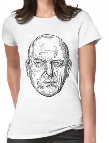 Hank Schrader Breaking Bad Womens Fitted T-Shirt
