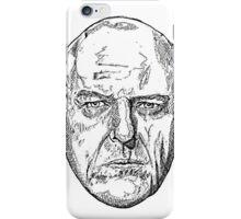 Hank Schrader Breaking Bad iPhone Case/Skin