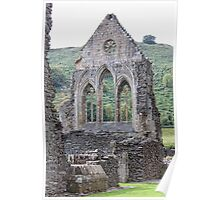 The Abbey Ruins Poster