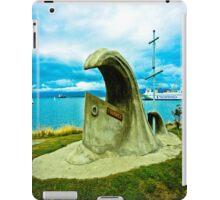Monument doomsday. iPad Case/Skin