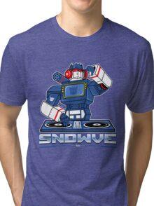 Soundwave Tri-blend T-Shirt