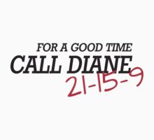 For a good time, call DIANE! 21-15-9 by nektarinchen