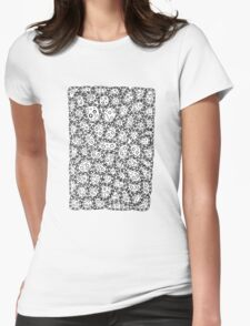 Cellular - Container Womens Fitted T-Shirt