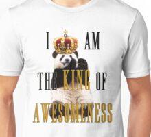 King of awesomeness Unisex T-Shirt