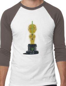 The Geek Award  Men's Baseball ¾ T-Shirt