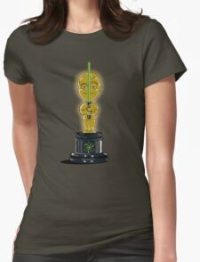The Geek Award  Womens Fitted T-Shirt