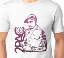 Versus 2pac II Unisex T-Shirt