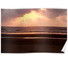 Breathtaking Sunrise Poster