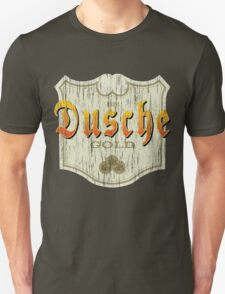 Dusche - Beer Label T-Shirt