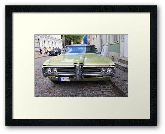 Pontiac by mrivserg