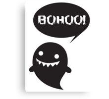 Bohoo Ghost Canvas Print