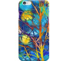 Colorful Branches iPhone Case/Skin