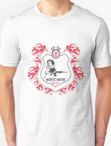 Versus WhiteSnow T-Shirt