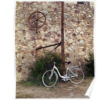 A Bicycle in Europe Poster