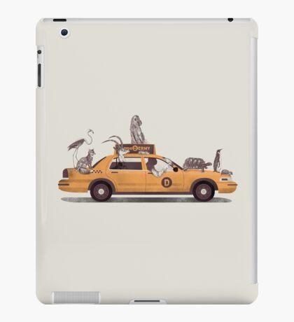 1-800-TAXI-DERMY iPad Case/Skin