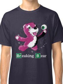 Breaking Bear Text Classic T-Shirt