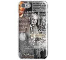 conan doyle iPhone Case/Skin