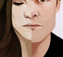 Dexter & Debra - The End Sticker