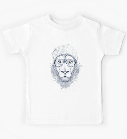 Cool lion Kids Tee