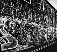 Graffiti : Brighton by BrettNDodds