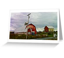 FarmVille In Real Life Greeting Card