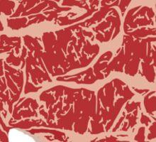 The Greatest Steak In The Union Sticker