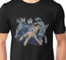 Doctor Whooves and His Angels Unisex T-Shirt