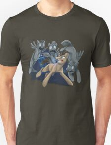 Doctor Whooves and His Angels T-Shirt