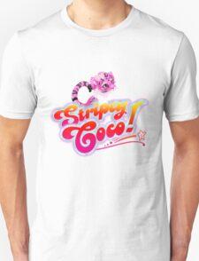 Stripey Coco Unisex T-Shirt