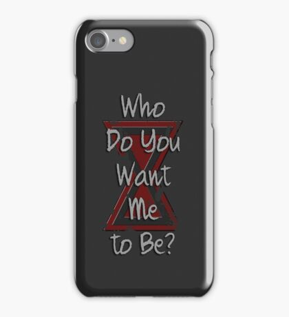 How about a friend? iPhone Case/Skin