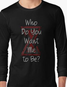 How about a friend? Long Sleeve T-Shirt