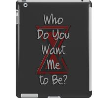 How about a friend? iPad Case/Skin
