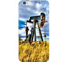 Oil Well iPhone Case/Skin
