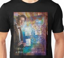 11th Doctor Who Matt Smith Unisex T-Shirt