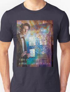 11th Doctor Who Matt Smith Unisex T-Shirt