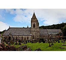 St. David's Church, Pantasaph  Photographic Print