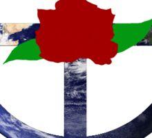 Planet Power -- Earth Sticker