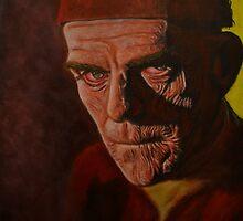 Boris Karloff as The Mummy by AnthroEmesis