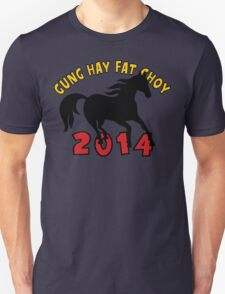 Happy Chinese New Year 2014 T-Shirts Gifts T-Shirt