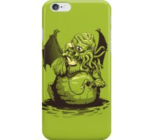 The Prank Call of Cthulhu iPhone Case/Skin