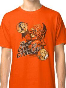 The Prank Call of Cthulhu Classic T-Shirt