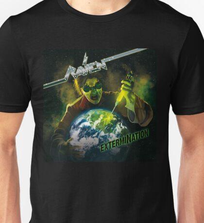 RAVEN EXTERMINATION Unisex T-Shirt