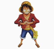Mugiwara no Luffy by Zandramas