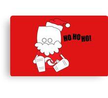 Ho Ho Ho! Canvas Print