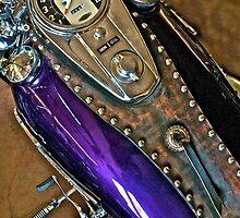 My Ride...... by Linda Bianic
