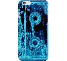 Blue Cassette Iphone case iPhone Case/Skin