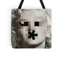 The Bombshell Emoticon Tote Bag
