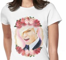My Prince ~ Daesung Womens Fitted T-Shirt