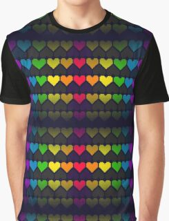 Rainbow lives Graphic T-Shirt