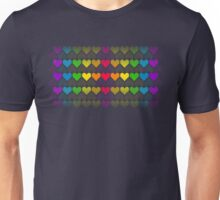 Rainbow lives Unisex T-Shirt
